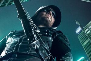 Arrow Season 5 Key Art 5k Wallpaper