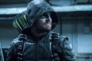 Arrow Season 6 2018