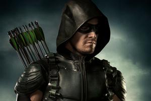 Arrow Season 8 Poster 4k