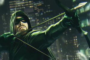Arrow Starling City Hero