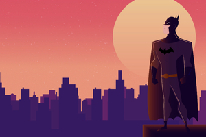 Art Batman Gotham