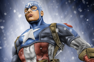 Art Captain America