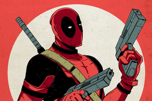 Art Deadpool New 2019