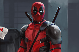 Art Deadpool New