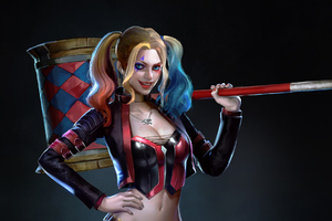 Art Harley Quinn Latest