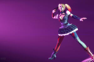 Art Harley Quinn New