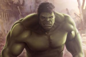 Art Hulk