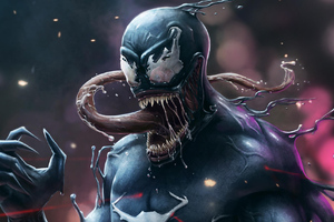 Art New Venom
