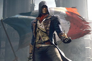 Art Of Assassins Creed Unity