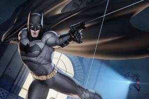 Art Of Batman New