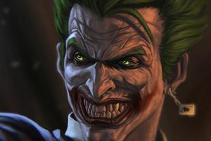 Art Of Joker Wallpaper