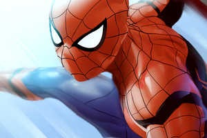 Art Of Spiderman