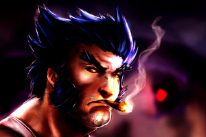 Art Of Wolverine
