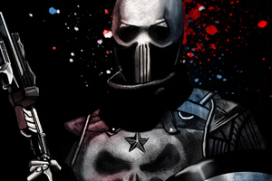 Art Punisher Wallpaper