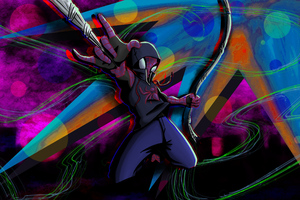 Art Spider Sona Wallpaper