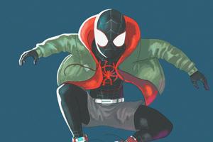 Art Spider Verse
