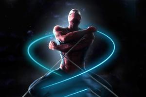 Art Spiderman Wallpaper
