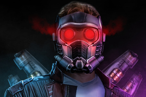 Art Star Lord New Wallpaper