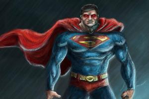 Art Superman