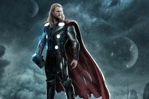 Art Thor The Dark World