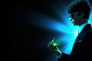 Artemis Fowl 2020 4k Movie Wallpaper