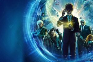 Artemis Fowl 2020 4k Wallpaper
