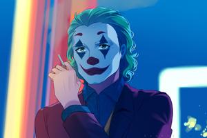 Arthur Fleck Joker 4k