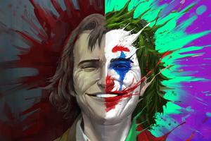 Arthur Fleck Vs Joker