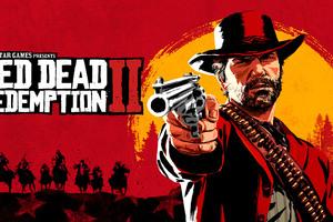 Arthur Morgan Red Dead Redemption 2 4k