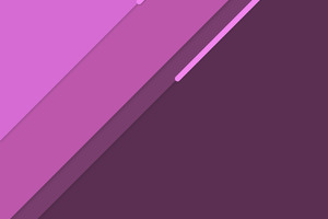 Artistic Purple Abstract Wallpaper