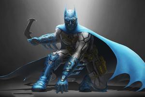 Arts Batman New