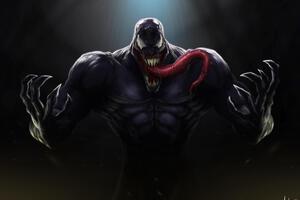 Arts Of Venom Wallpaper