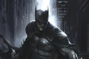 Artwork Batman 4k 2020