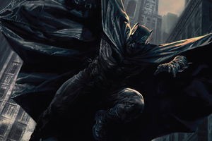 Artwork Batman Dark Knight