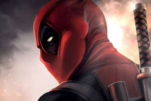 Artwork Deadpool New Wallpaper