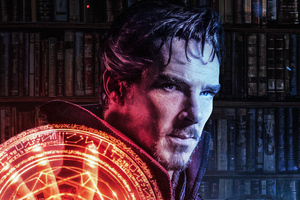 Artwork Doctor Strange New Wallpaper