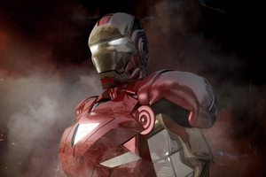Artwork Iron Man