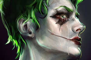 Artwork Joker New Wallpaper