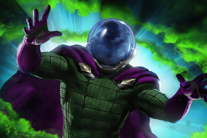Artwork Mysterio 4k Wallpaper