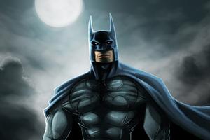 Artwork New Batman
