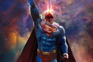 Artwork New Superman
