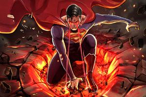 Artwork Superman New