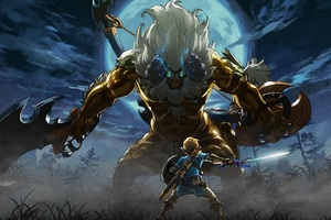 Artwork The Legend Of Zelda Wallpaper
