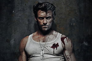 Artwork Wolverine 4k 2020 Wallpaper