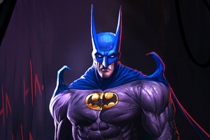 Artworks Batman New Wallpaper