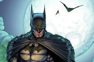 Artworks Of Batman