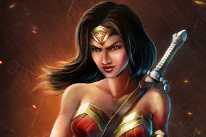 Artworkwonder Woman4k