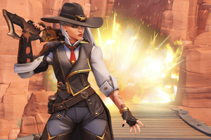 Ashe Legue Of Legends 4k 2018