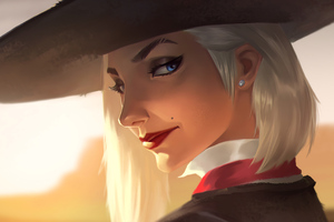 Ashe Overwatch 2019 Wallpaper