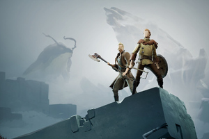 Ashen Wallpaper